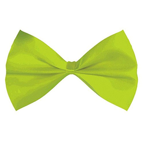 Amscan Bowtie, Party Accessory, Neon