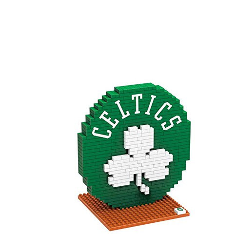 Boston Celtics 3D Brxlz - Logo