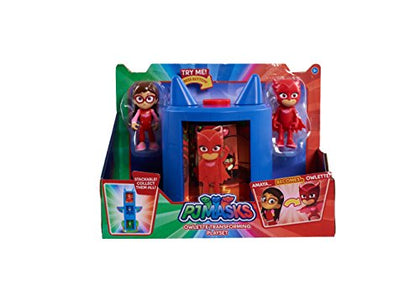 Just Play PJ Masks Transforming Figure Set - Owlette