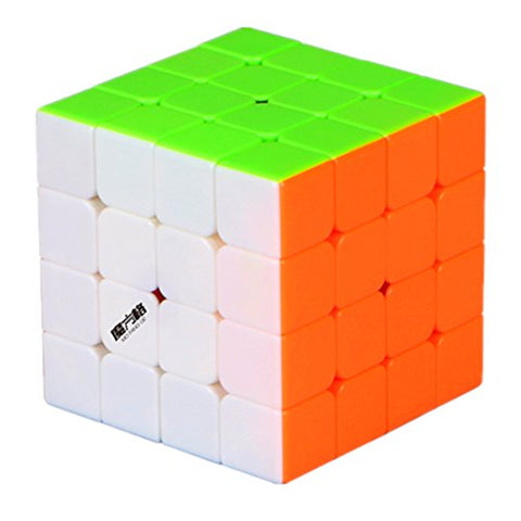 Cuberspeed QiYi Thunderclap Mini 4x4 (60mm) stickerless speed cube