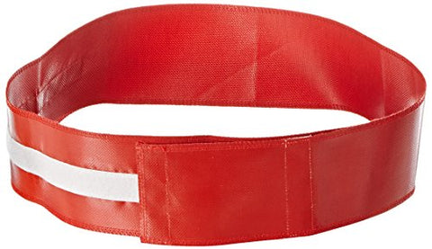 360 Athletics Velcro ID Belt, Red