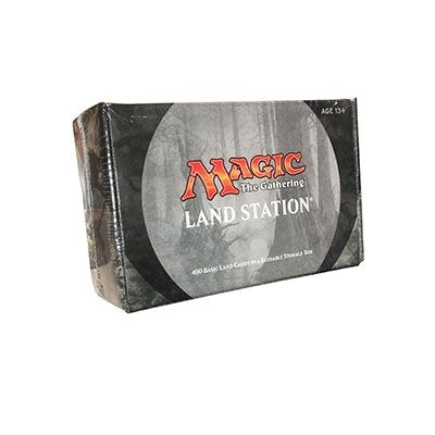 Magic the Gathering CCG: Amonkhet Land Station