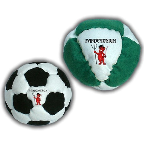 Fury Footbag 42 Panels Hacky Sack Pro Bag 100/% Iron Weighted At 2.1 Onces Footbagnet.com