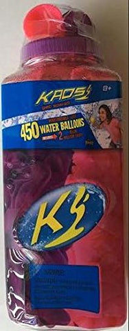 Imperial KAOS Water Balloons (with 2 Faucet Fillers)