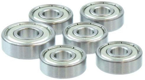 Redcat Racing Bearing Set For 07122 Official Car Parts