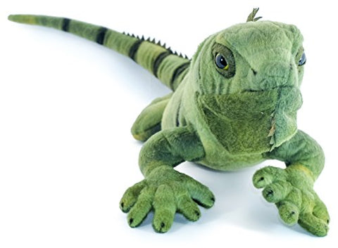 Igor the Iguana | Over 2 Foot Long Stuffed Animal Plush | By Tiger Tale Toys