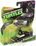 Teenage Mutant Ninja Turtles T-Machines Rat King in Hearse Diecast Vehicle