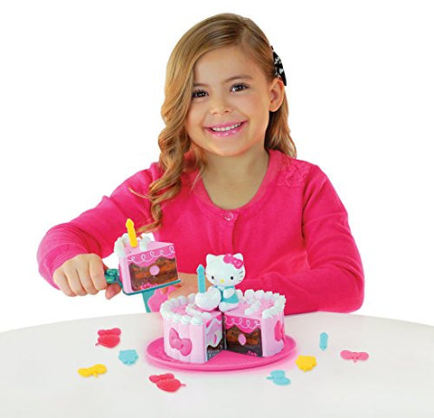 Just Play Hello Kitty Birthday Party Playset