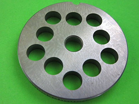 #8 X 3/8 Meat Grinder Plate