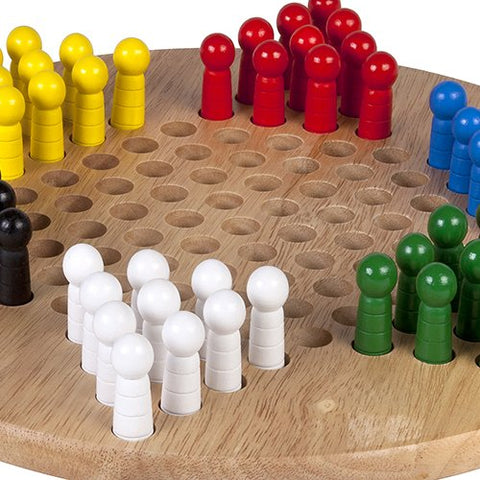 East Village Chinese Checkers Set 15