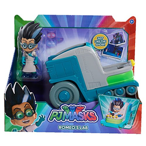 Just Play PJ Masks Romeo's Lab Vehicles