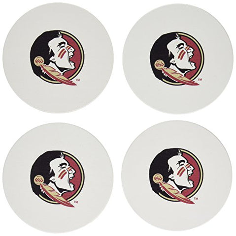 Thirstystone Stoneware Coaster Set, Florida State University