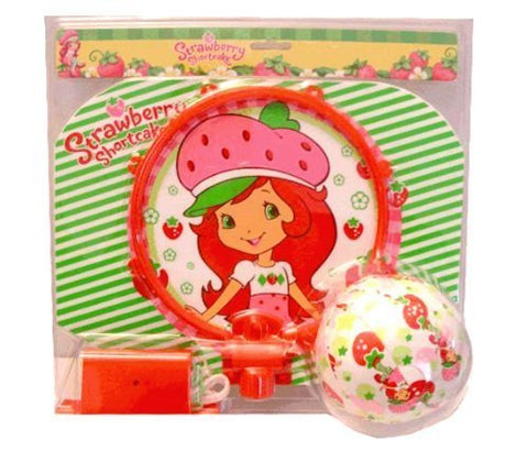 Strawberry Shortcake Baketball Wall Hoop by Kelly Toy