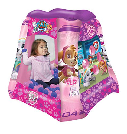 Paw Patrol Girl Playland with 20 Balls