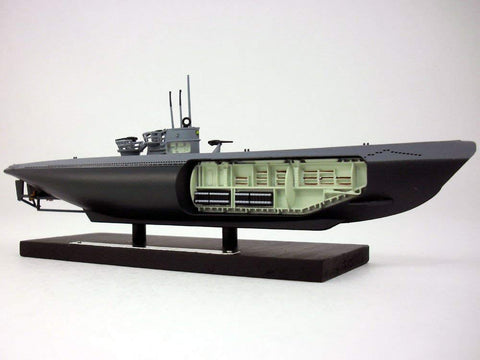 German Type Xiv Submarine U-487 1/350 Scale Diecast Metal Model