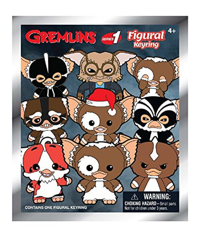 Generic Gremlins Series 1 Collectible Blind Bag Key Chains