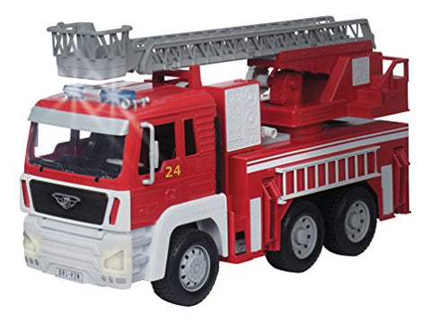 Driven Fire Truck Vehicle