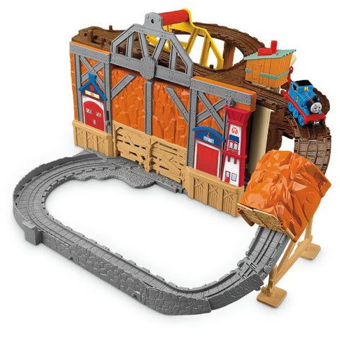 Fisher-Price Thomas & Friends DC Return From Misty Island