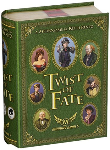 Twist of Fate Board Game (4 Player)