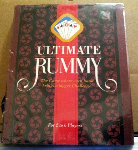 Ultimate Rummy (2 to 6 players) by Winning Moves