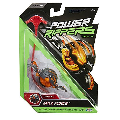 Power Rippers Single Pack MAX FORCE - SERIES 01