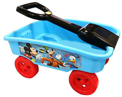Mickey Mouse Club House Disney Mickey Mouse Shovel Wagon Ride On