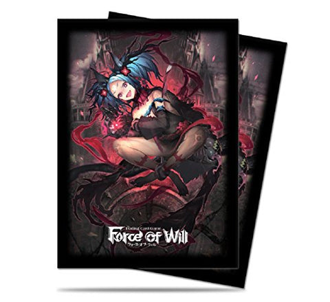 Official Force of Will  Possessor Princess of Love, Valentina  Deck Protector Sleeves (65 count pack)