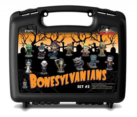 Bonesylvanians Miniature Box Set 2 Special Edition Figures Reaper Miniatures