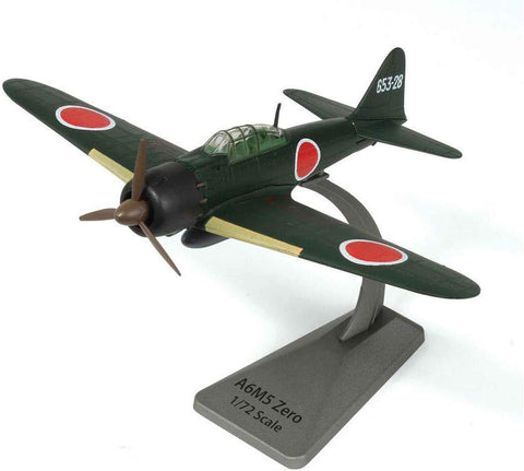 Mitsubishi A6M2 Zero Japanese Fighter 1/72 Scale Diecast Model