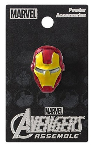 Marvel Iron Man Colored Pewter Lapel Pin