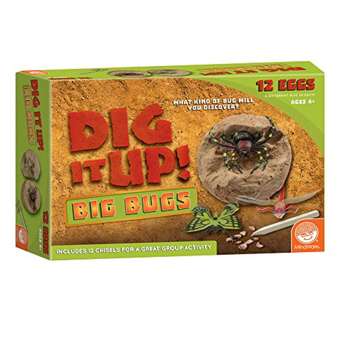 Dig It Up! Big Bugs