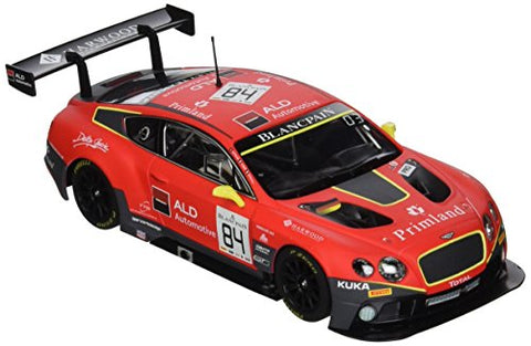 Scalextric Bentley Continental GT3 Team Htp Red #84 1:32 Slot Car C3845 Vehicle Replicas