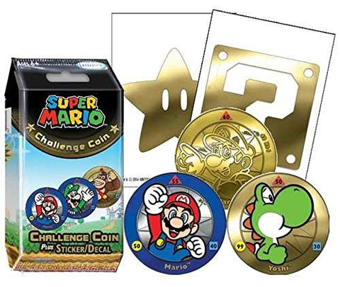 Super Mario Challenge Coin Display (24)