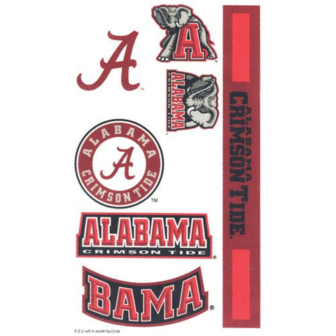 NCAA University of Alabama 13879012 Tattoos