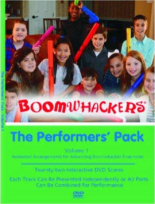 Boomwhackers The Performers Pack Volume 1