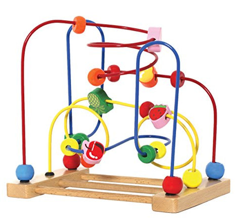 Kids Destiny Classic Bead Maze Wooden Toys for Kids