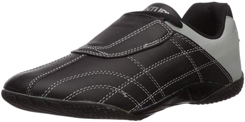 Century Lightfoot Martial Arts Shoes, Black, Size 10.5
