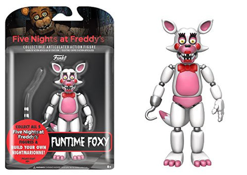 Funko 5  Articulated Five Nights at Freddy's - Funtime Foxy Action Figure