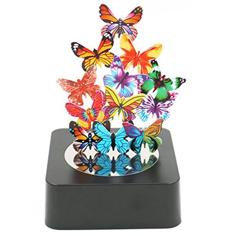 Abluea Magnetic Sculpture Desk Toy Coffee Table Piece As Office