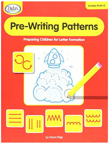 Didax Educational Resources Pre-Writing Patterns