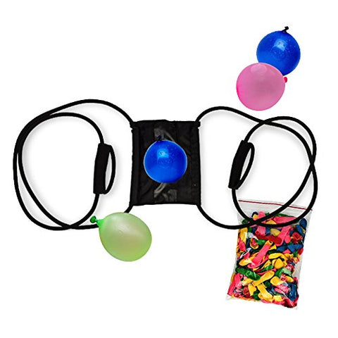 3 Person Water Balloon Launcher Slingshot For Fun Free Balloons Included