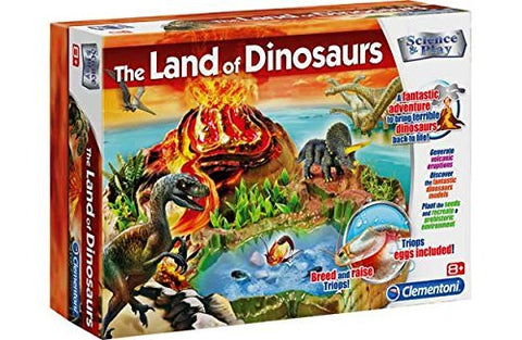 The Land of Dinosaurs Science Kit