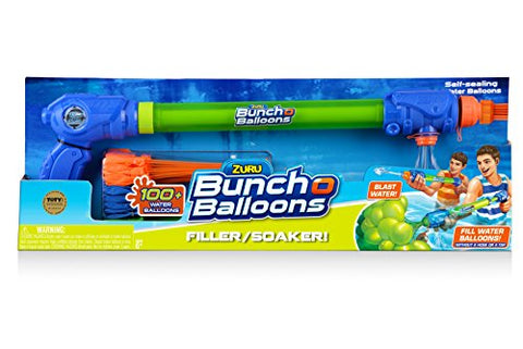 Water Balloons - ZURU Bunch O Balloons Filler/Soaker Window Box
