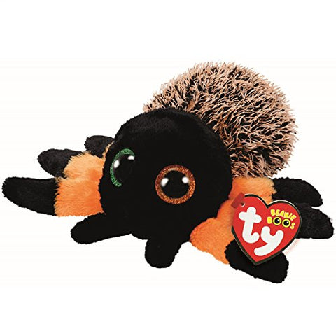 Ty Beanie Boos 36855 Hairy the Orange Spider Boo