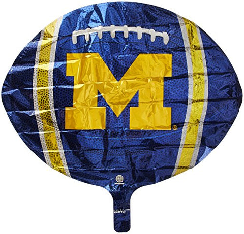 University of Michigan Wolverines Foil Balloon
