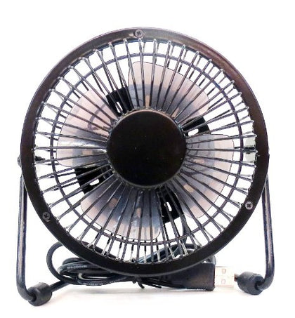 ETA hand2mind, 4  Electric Mini Desktop Fan