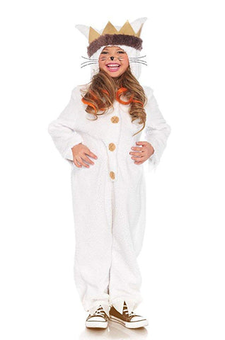 Leg Avenue Officially Licensed Where The Wild Things Are Max Costume - Small 4-6
