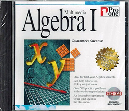 Multimedia Algebra I