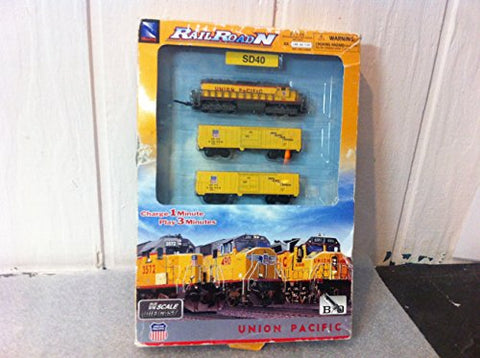 Union Pacific Railroadn sd40 Die cast