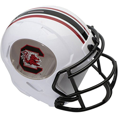 Foco Ncaa South Carolina Fighting Gamecocks Abs Helmet Bank, Team Color, Os